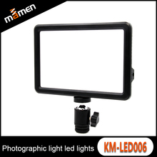 Factory ultra thin camera photographic light / SLR camera vedio light