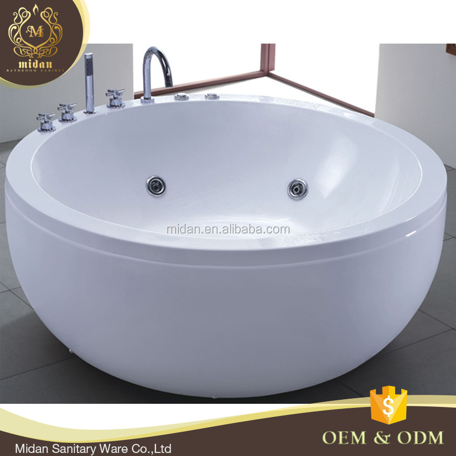 Glossy Acrylic Bathtub, Glossy Acrylic Bathtub Suppliers and ...