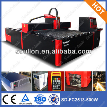 CNC metal laser cutting machine , fiber aluminum Carbon Steel Sheet laser cutting machine price