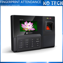 KO-RL30 Fingerprint time attendance finger print time card calculator