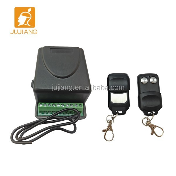 2-4 channels 12-24v rf transmitter receiver remote control relay switch JJ-JS-084