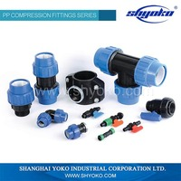 Direct Manufacture pp drainage fitting