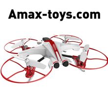 07314W-Mini Drone with HD Camera WIFI FPV RC Quadrocopter Headless Mode Quadrotor RC Toy