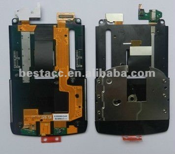 Original for flex cable Blackberry 9800 slider with board