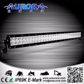 Aurora 2 years warranty super bright led car roof rack light bar 4x4 led off road light bar Jeep