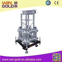 Lighting Elevator ground support Tower for truss