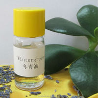 2014 New product natural wintergreen essential oil for massage
