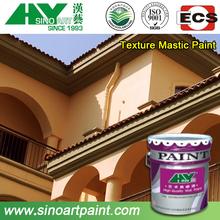 Chinese direct manufacturer stone texture wall paint in low price