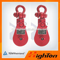 H419 Light Type Champion Snatch Rope Pulley Blocks