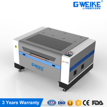 hot sale 2016 new style LC1390 g.weike laser cut wood die making machine