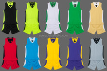 New Arrival Multicolor Breathable Basketball Wear