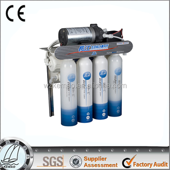 6 stage home use RO water filter system, RO purification
