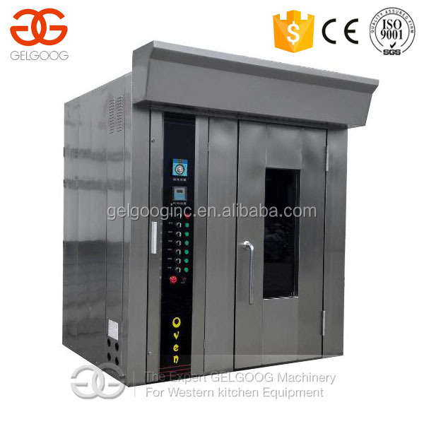 Industrial Electric Gas Automatic Bread Baking Oven/ Commercial Bakery Equipment Price For Sale