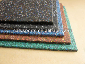 Gym Rubber flooring manufacturer