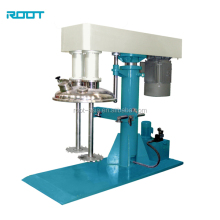 Industrial Double shaft disperser for dye,paint,coating material,cosmetics