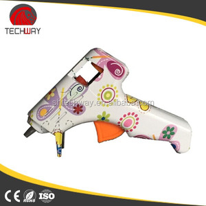high quality figure printed hobby DIY 20W glue gun