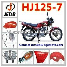 engine parts for HAOJUE HJ125-7