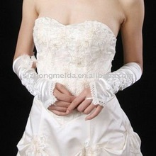 HMD--15 High Quality Brial Glove Very Match with Wedding Dress