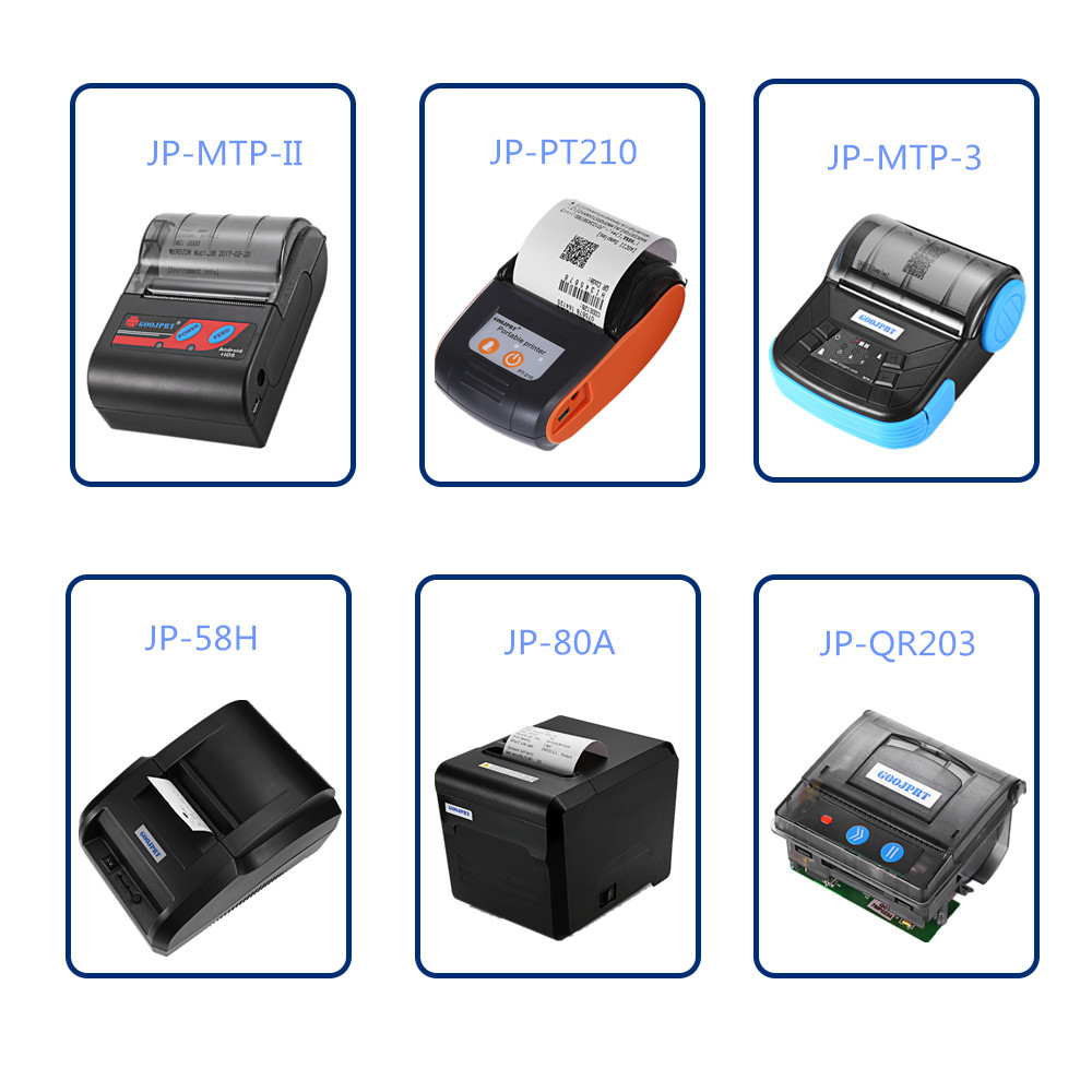 2 inch easily embedded RS232/TTL/USB android micro panel thermal printer pos printer