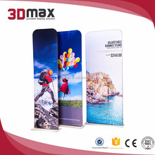 3D MAX economy ez tube banner stand roll up banner stand
