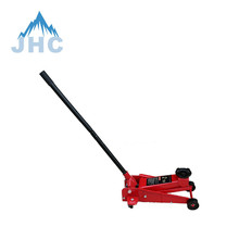 Horizontal hydraulic pressure floor jack for truck, suv with reasonable price