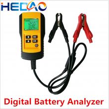 New Car Battery Tester 12V Auto Digital Battery Analyzer