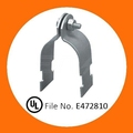 Strut Pipe Clamp for