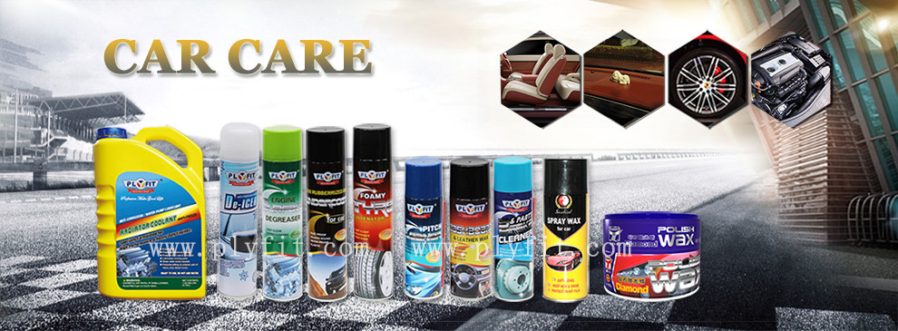 Car Care Product Salt and Stain Remover Spray Cleaner