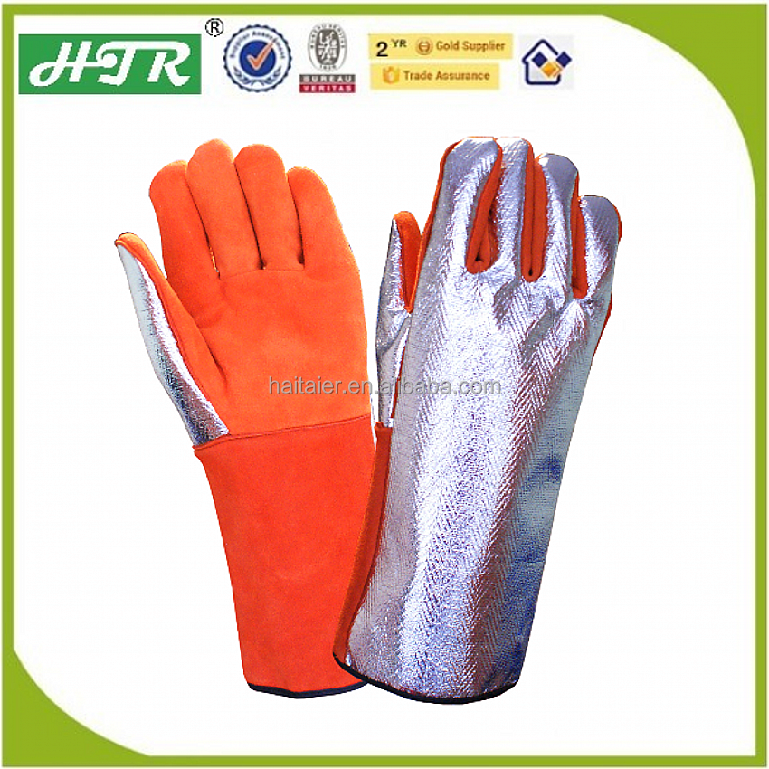 HTR High Temperature Resistant Welding Working Gloves