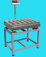 Weighing roller Conveyor system,Weighing belt conveyor WC-00