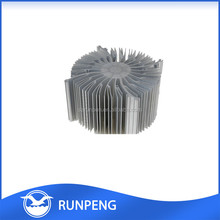 Customized Precision Aluminium Die Casting LED Lamp Heatsinks