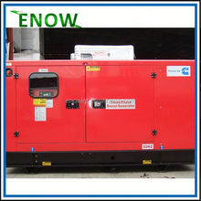Factory supplier newest different types airman generator 125.0KVA/100.0KW