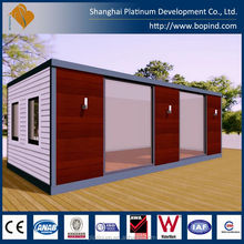 Fully Assembly Luxury 20 ft 20ft Prefab Dormitory