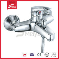 Single Handle Brass Bath Tub Shower Taps Faucet Mixer