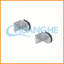 Wholesale all types of clamps,two holes stainless steel pipe clamp