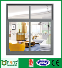 Windows And Doors/Double Glazed Aluminum Sliding Windows Drawing Made In Shanghai