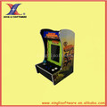 10.4 inch LCD Mini Table top Cocktail Machine With 412 in 1 Game PCB /bartop arcade machine