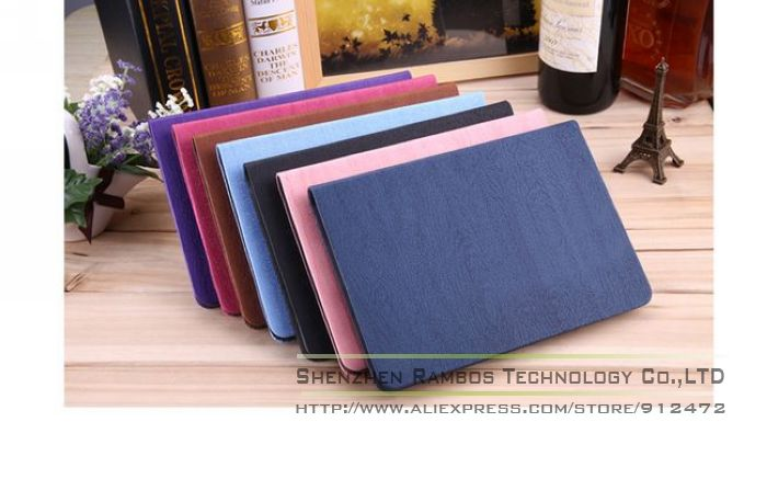 PU Leather Magnetic Smart Case Cover for iPad Mini / Mini2 with Sleep and Wake Function