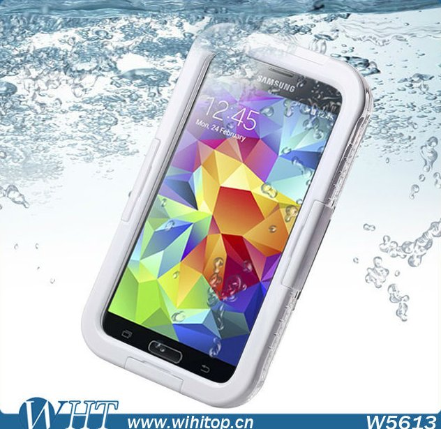 for Samsung Galaxy S5 Waterproof Case New Products 2016 Mobile Phone Accessories