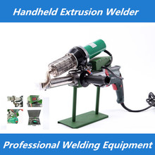 CANEX CX-NS610C hdpe liner welding machine plastic hand extruder for welding