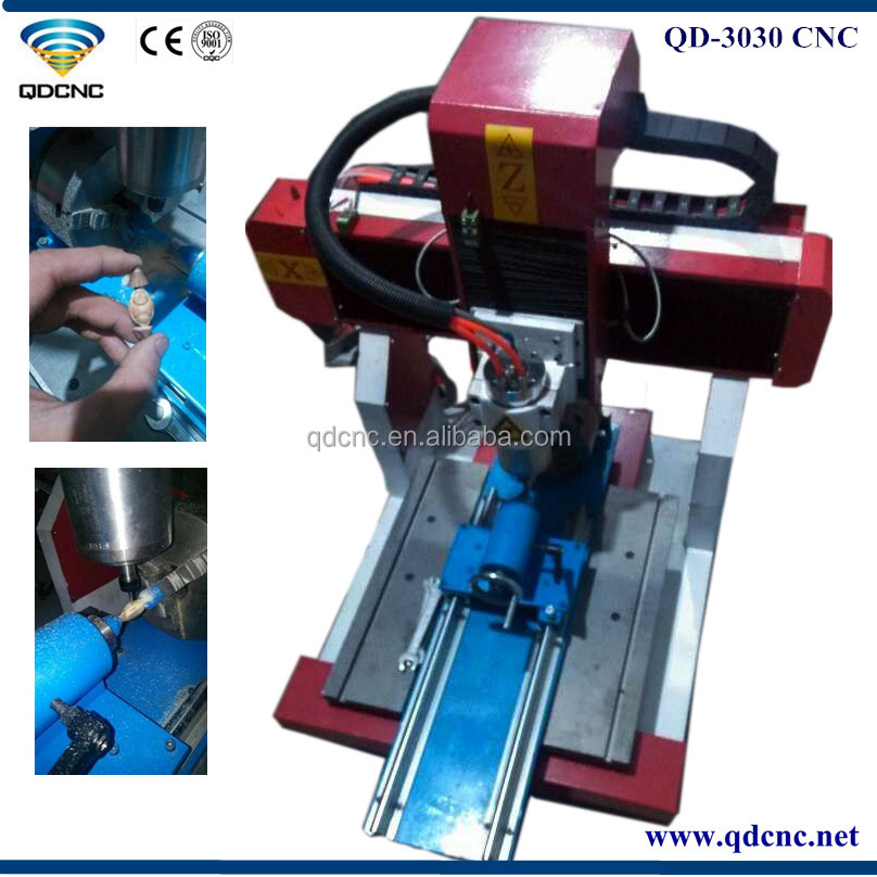 low cost cnc machine with rotary QD-3030