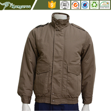 Oem Winter Ma-1 Satin Ski Military Woman Bomber Jacket