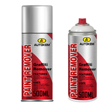 high quality aerosol spray Paint remover, high-effect graffiti remover, industrial paint remover