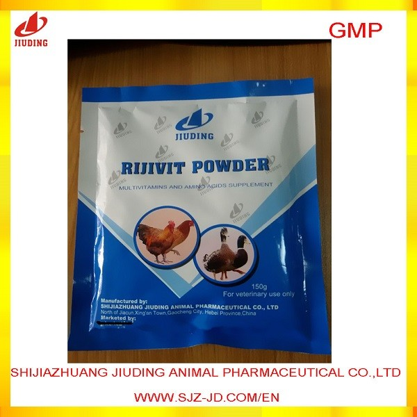 10% oxytetracycline water soluble powder for poultry medicine