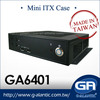 GA6401 - Thin Mini ITX Computer Case For Industrial PC