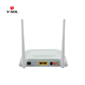 1GE+1FE+WiFi+RF EPON CATV ONU with Built-in WDM Filter Compatible with Huawei/ZTE/Fiberhome OLT
