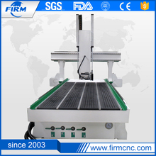 Top Quality 1325 4 axis 3d cnc router wood machine with atc price