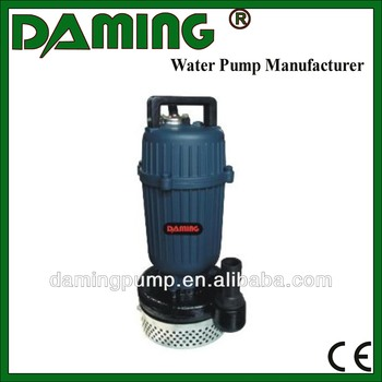 European submersible pump