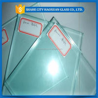 Price per square meter of colored tempered glass