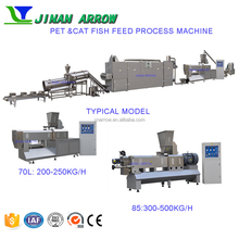 Best Quality Automatic Extruded Pellet Dog Feed Machine Processing Line